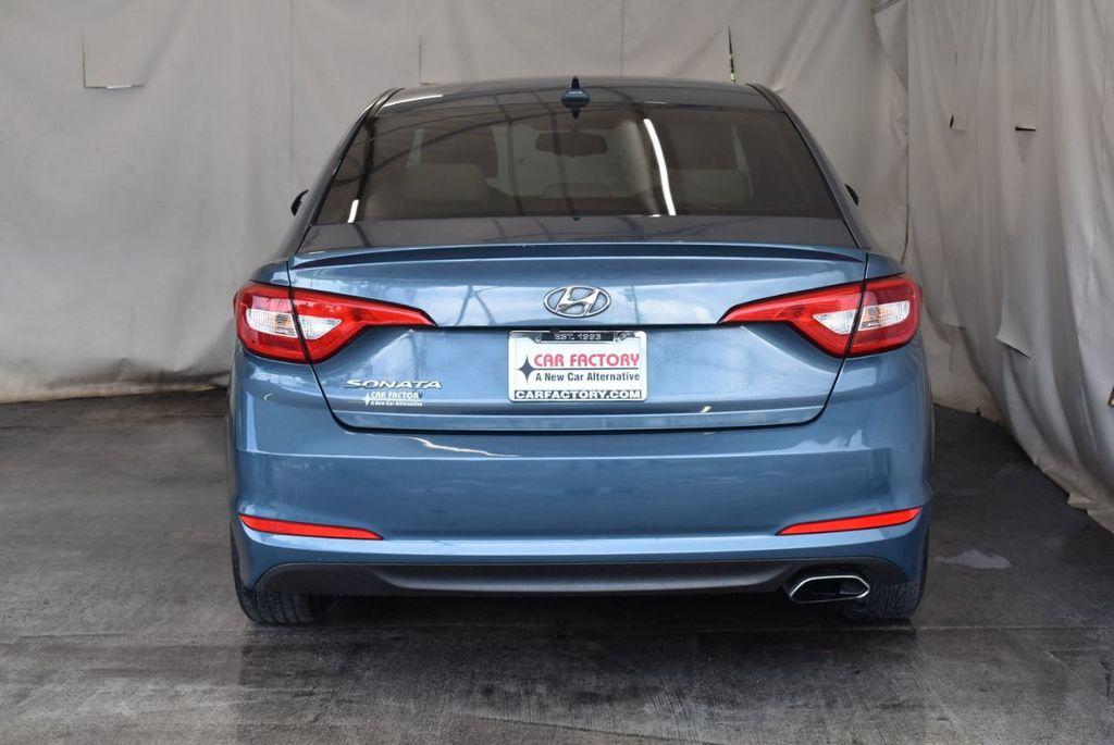 2016 Hyundai Sonata 4dr Sedan 2.4L SE - 18010832 - 7