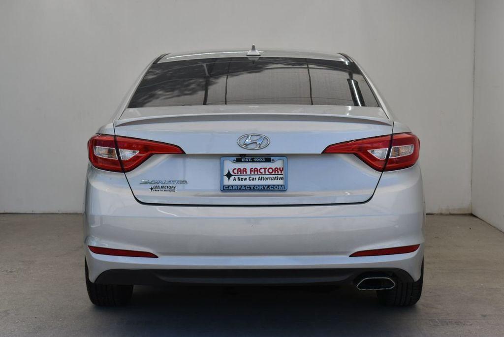 2016 Hyundai Sonata 4dr Sedan 2.4L SE - 18025432 - 5