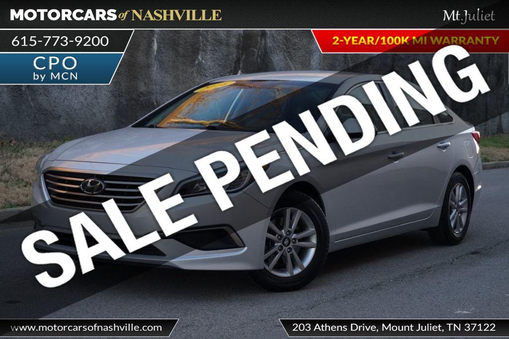 2016 Hyundai Sonata 4dr Sedan 2.4L SE - 18398457 - 0