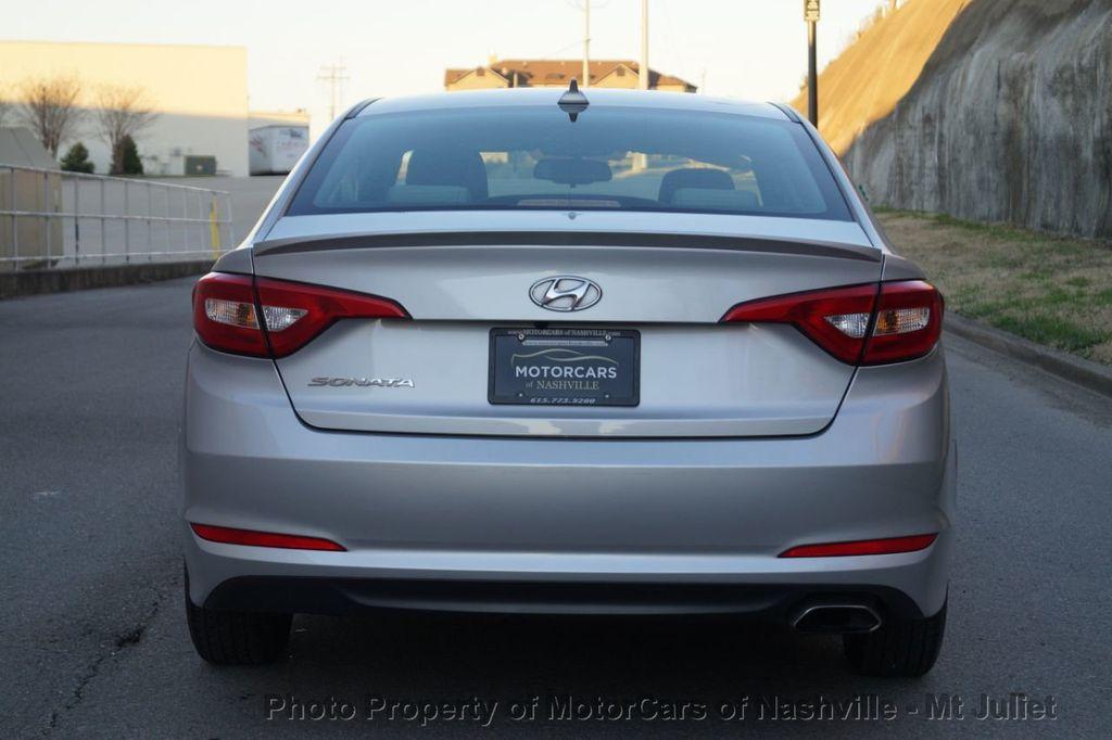2016 Hyundai Sonata 4dr Sedan 2.4L SE - 18398457 - 9