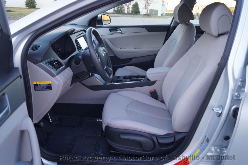 2016 Hyundai Sonata 4dr Sedan 2.4L SE - 18398457 - 19