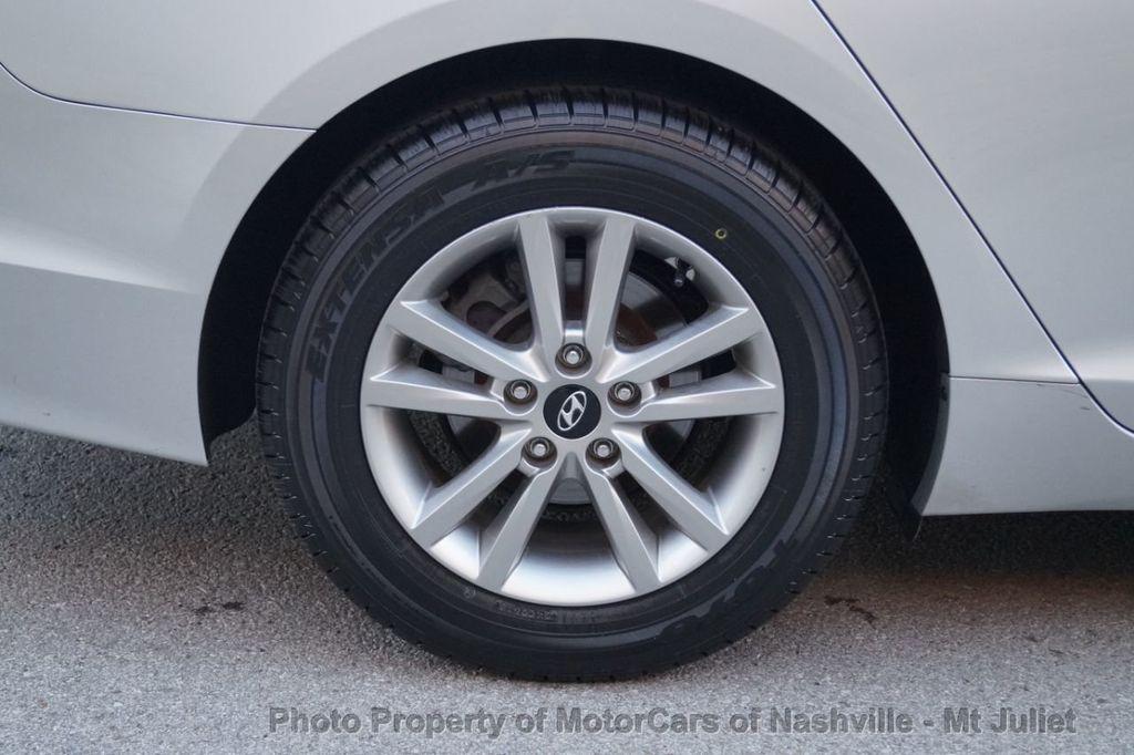 2016 Hyundai Sonata 4dr Sedan 2.4L SE - 18398457 - 38