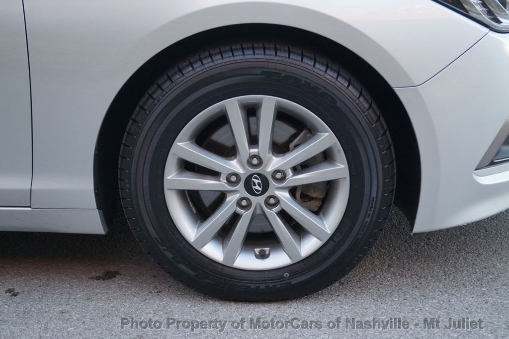2016 Hyundai Sonata 4dr Sedan 2.4L SE - 18398457 - 39