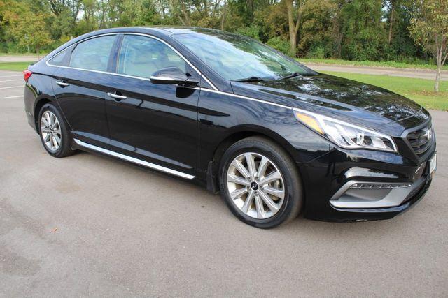 2016 Hyundai Sonata LIMITED NAVIGATION  W/SKY VIEW MOONROOF