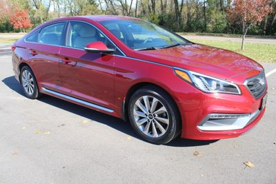 2016 Hyundai Sonata SPORT SEDAN W/ LEATHER