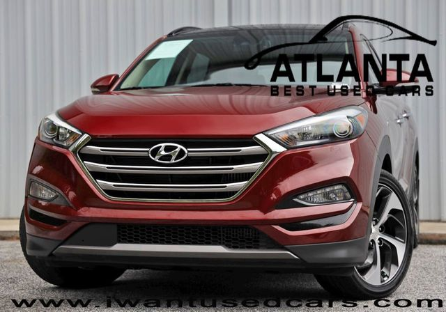Tucson Used Cars >> 2016 Used Hyundai Tucson Fwd 4dr Limited With Option Group Package