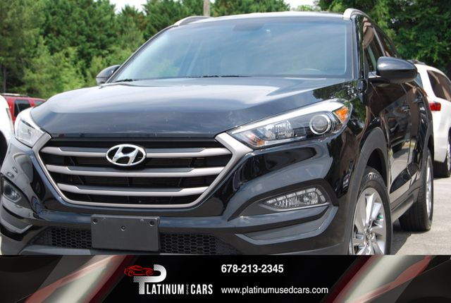 Tucson Used Cars >> 2016 Used Hyundai Tucson Se At Platinum Used Cars Serving Alpharetta Ga Iid 18900869