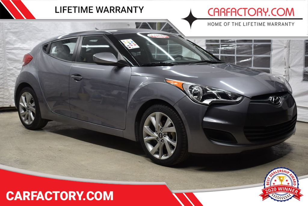 2016 Hyundai Veloster 3dr Coupe Automatic - 17136961 - 0