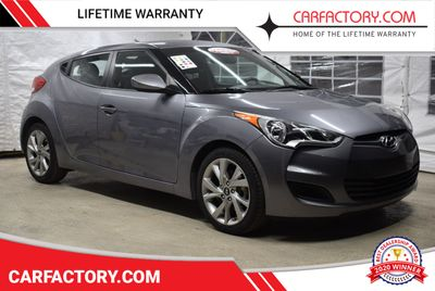 2016 Hyundai Veloster 3dr Coupe Automatic