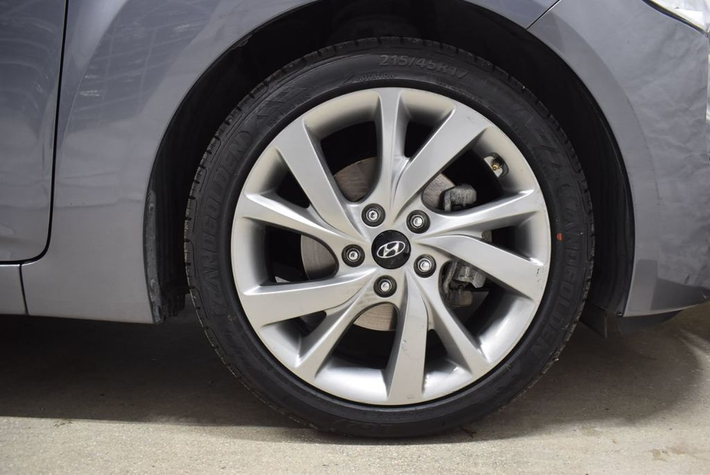 2016 Hyundai Veloster 3dr Coupe Automatic - 17136961 - 8