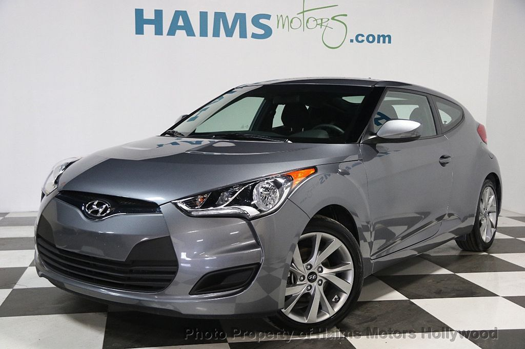 2016 Used Hyundai Veloster 3dr Coupe Automatic At Haims