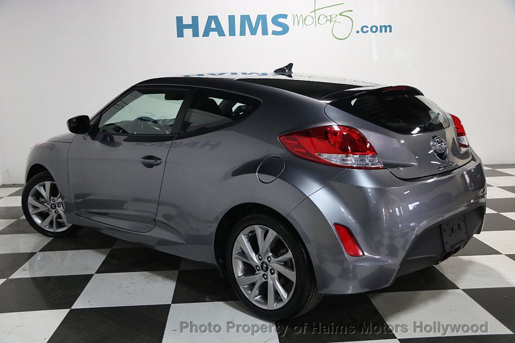 2016 Used Hyundai Veloster 3dr Coupe Automatic at Haims Motors ...