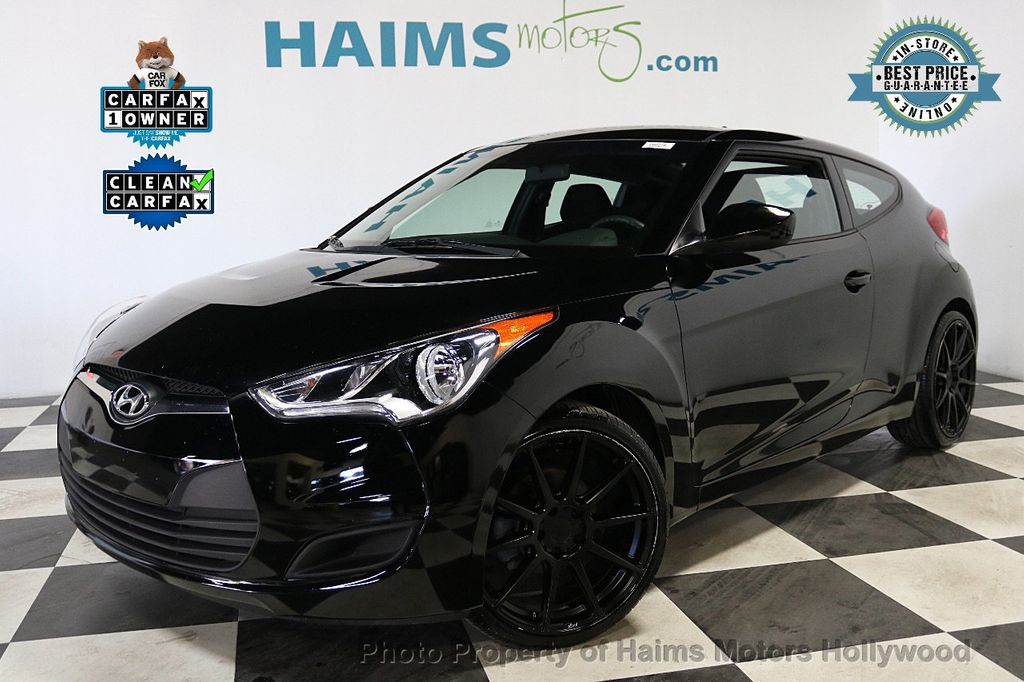 2016 Hyundai Veloster 3dr Coupe Automatic - 18592173 - 0