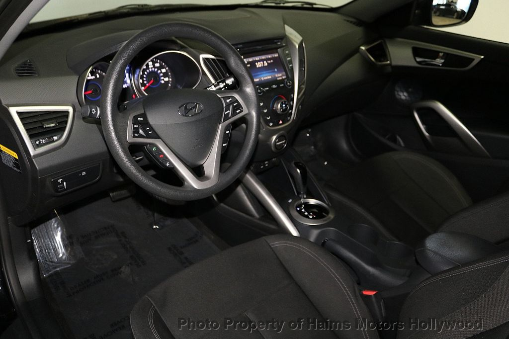 2016 Hyundai Veloster 3dr Coupe Automatic - 18592173 - 15