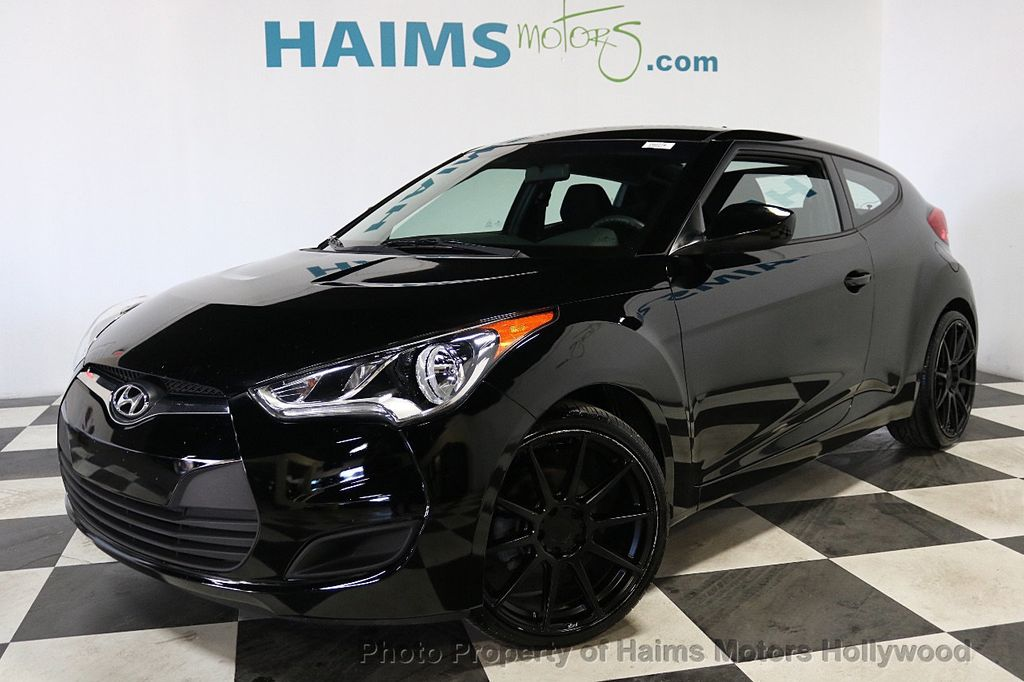 2016 Hyundai Veloster 3dr Coupe Automatic - 18592173 - 1