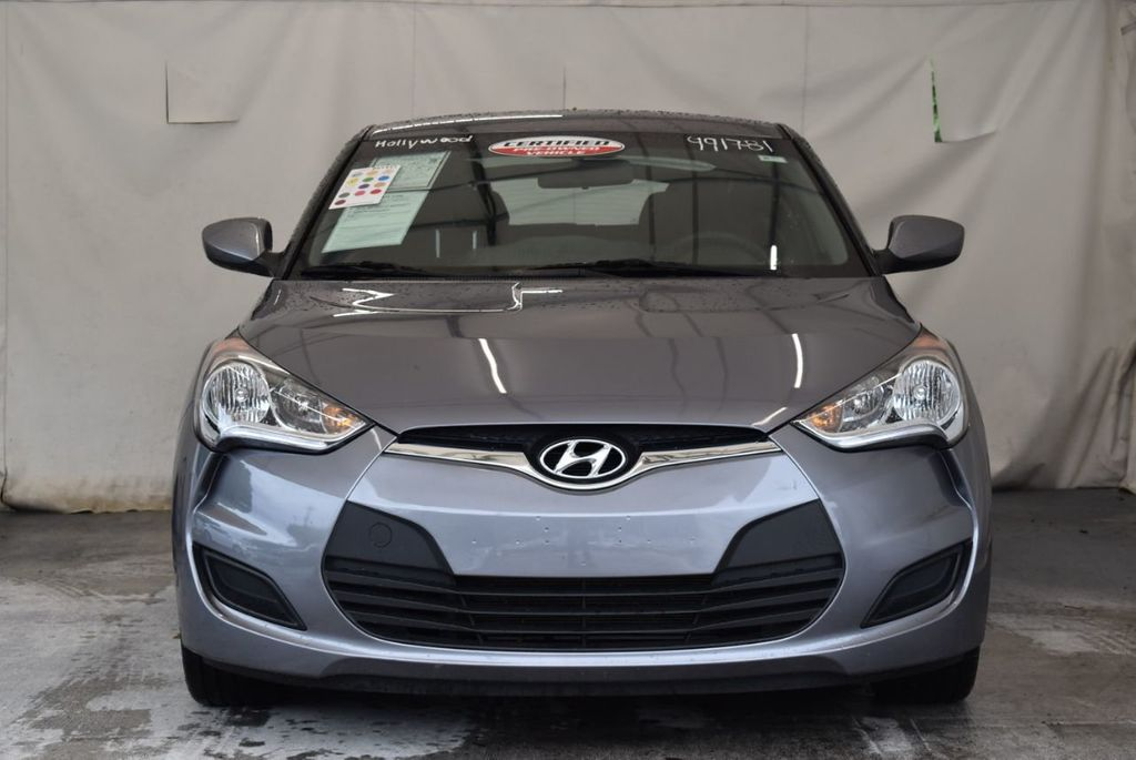 2016 Hyundai Veloster 3dr Coupe Automatic - 17678679 - 3