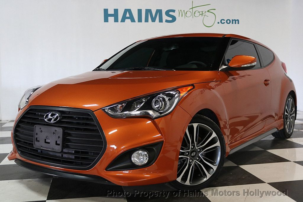 2016 Hyundai Veloster 3dr Coupe Automatic Turbo - 17509750 - 1