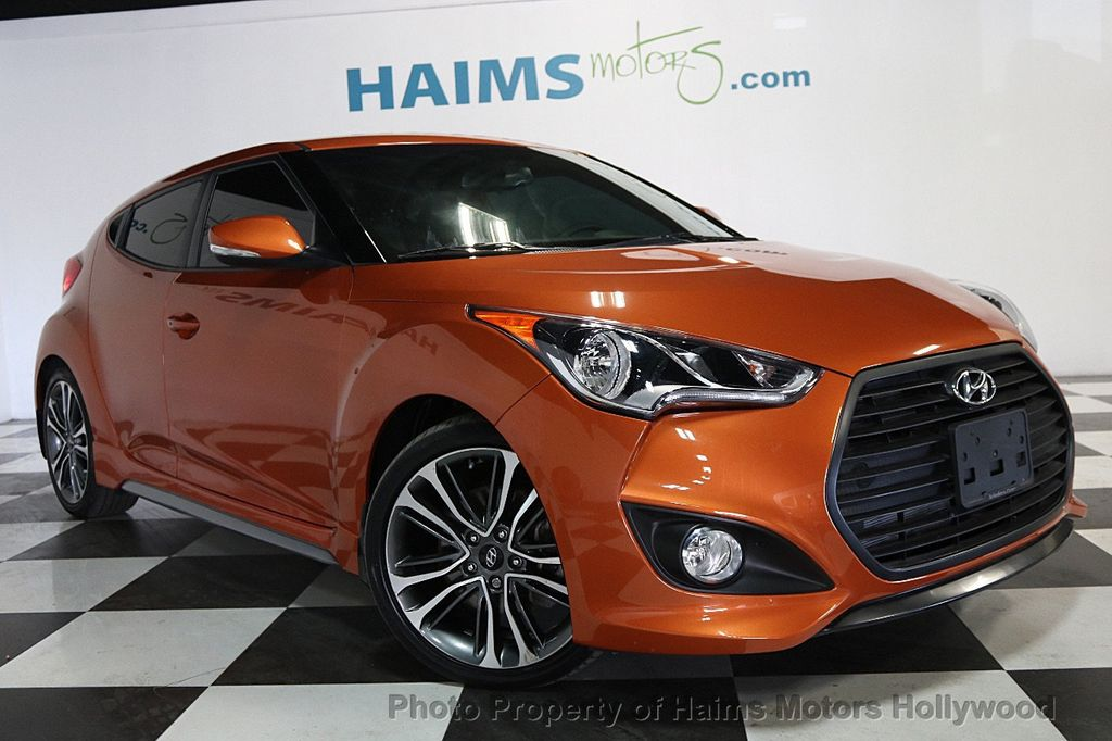 2016 Hyundai Veloster 3dr Coupe Automatic Turbo - 17509750 - 3