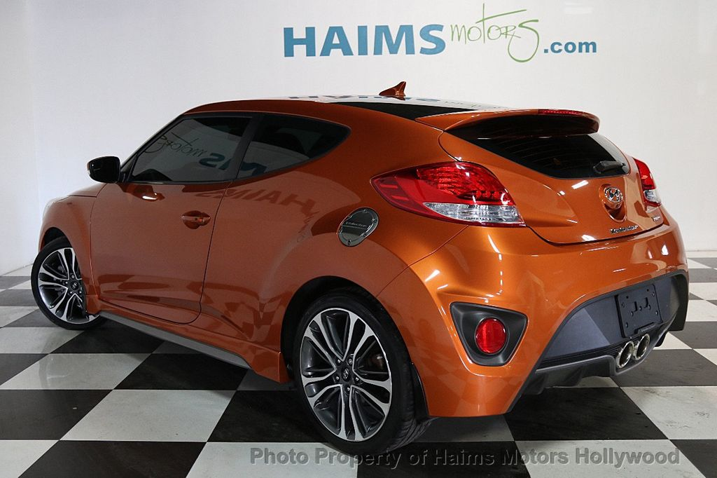 2016 Hyundai Veloster 3dr Coupe Automatic Turbo - 17509750 - 4