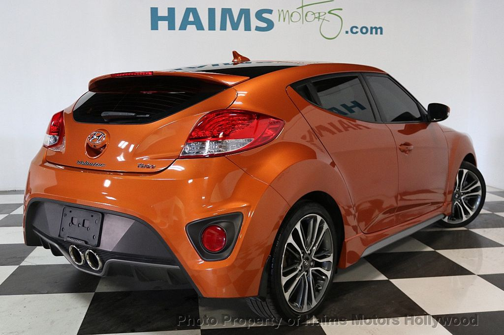 2016 Hyundai Veloster 3dr Coupe Automatic Turbo - 17509750 - 6