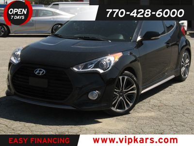 2016 Used Hyundai Veloster 3dr Coupe Manual Turbo at VIP Kars Serving  Marietta and Atlanta, GA, IID 18758016