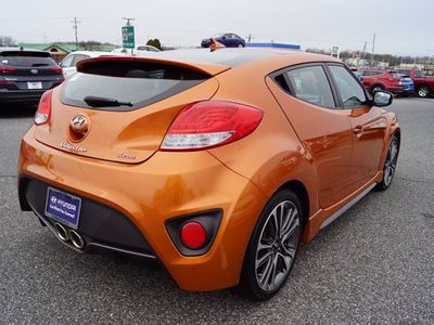 2016 Hyundai Veloster Turbo Hatchback - Click to see full-size photo viewer