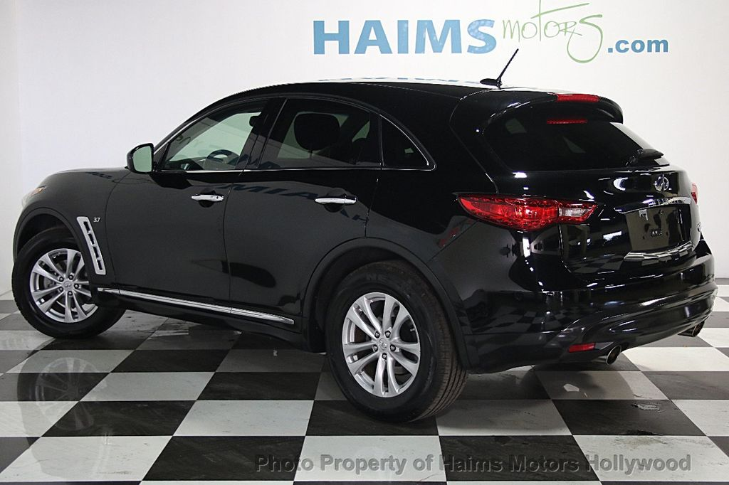 2016 used infiniti qx70 rwd 4dr at haims motors serving fort lauderdale hollywood miami fl. Black Bedroom Furniture Sets. Home Design Ideas