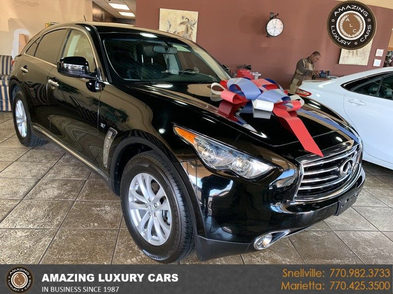 Dealer Video - 2016 INFINITI QX70 RWD 4dr - 19455542
