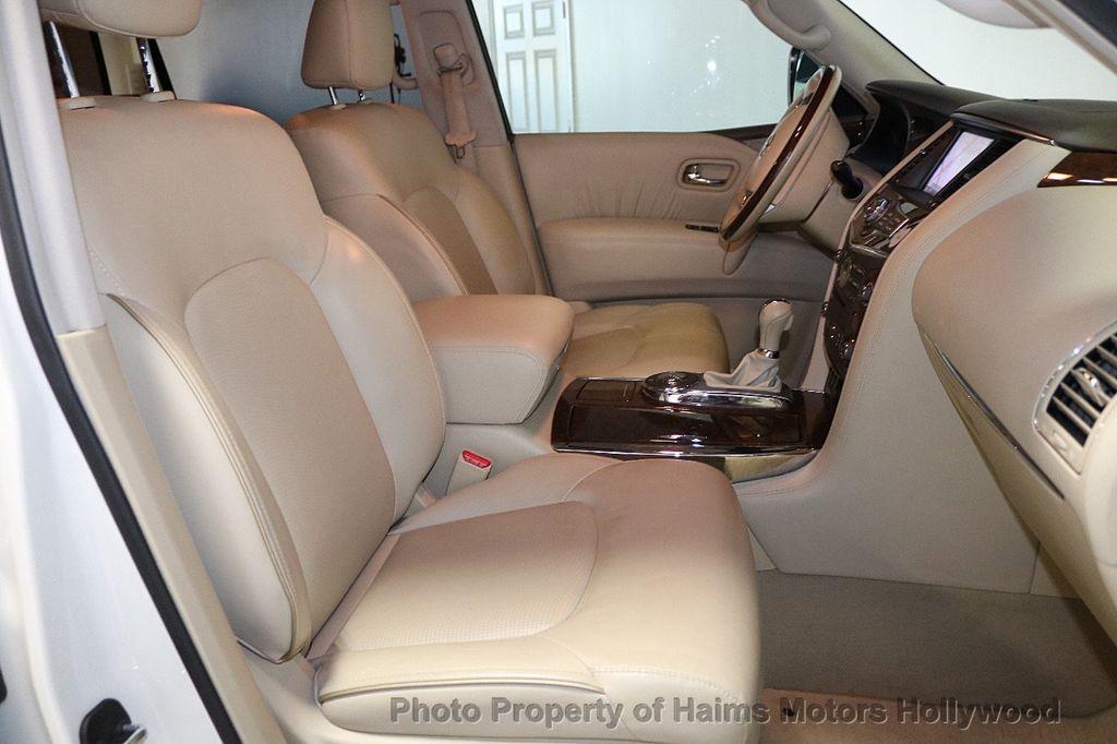 2016 INFINITI QX80 2WD 4dr - 18501463 - 15