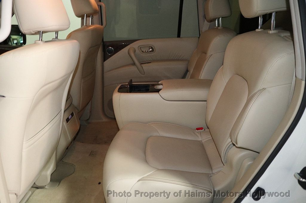 2016 INFINITI QX80 2WD 4dr - 18501463 - 18