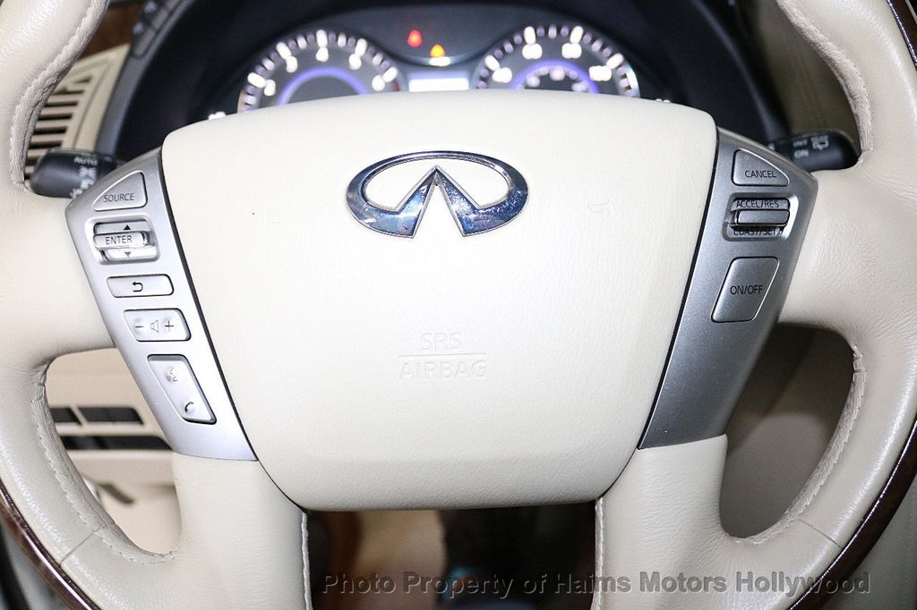 2016 INFINITI QX80 2WD 4dr - 18501463 - 32