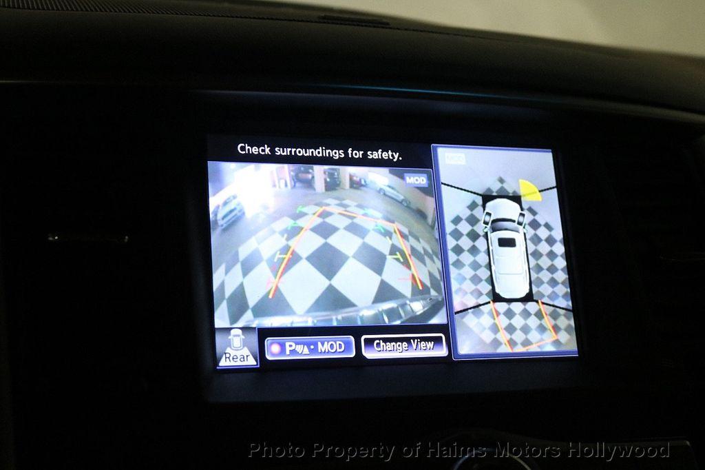 2016 INFINITI QX80 2WD 4dr - 18501463 - 36