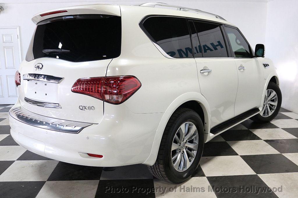 2016 INFINITI QX80 2WD 4dr - 18501463 - 6