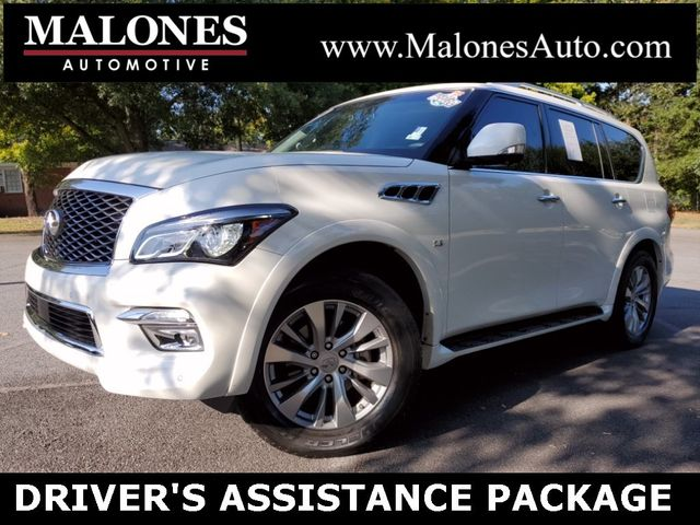 Used Infiniti Qx80 >> 2016 Used Infiniti Qx80 2wd 4dr At Malone S Automotive Serving Marietta Ga Iid 19372919