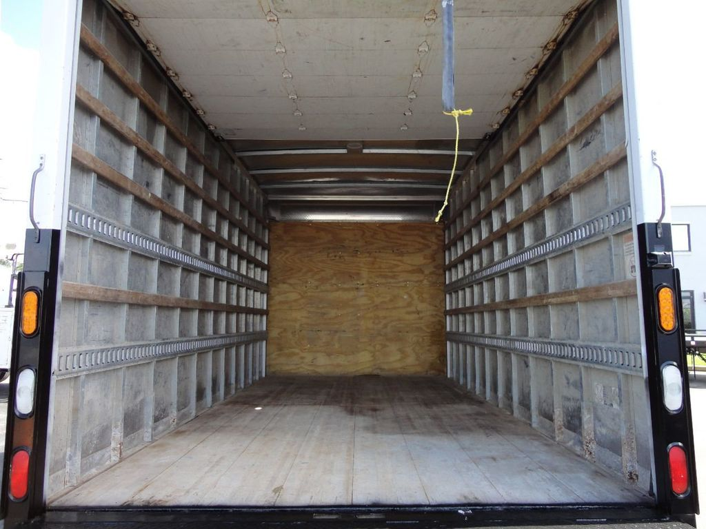 2016 Isuzu NPR HD 16FT DRY BOX TRUCK . TUCK UNDER LIFTGATE CARGO TRUCK - 17788207 - 13