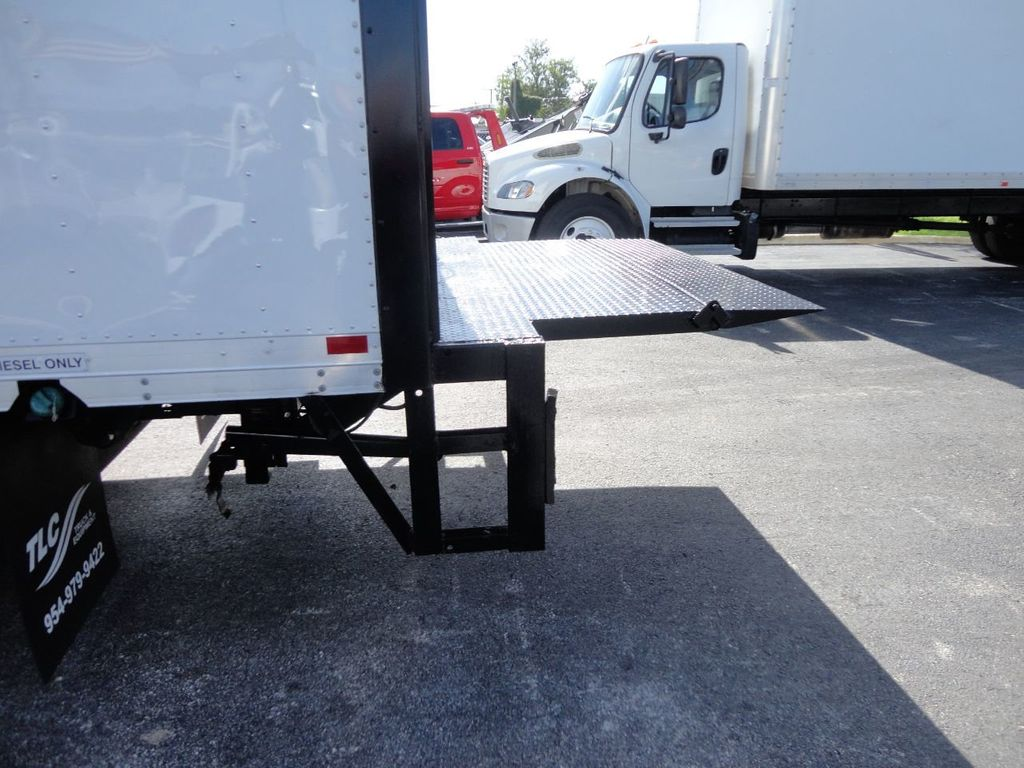 2016 Isuzu NPR HD 16FT DRY BOX TRUCK . TUCK UNDER LIFTGATE CARGO TRUCK - 17788207 - 20