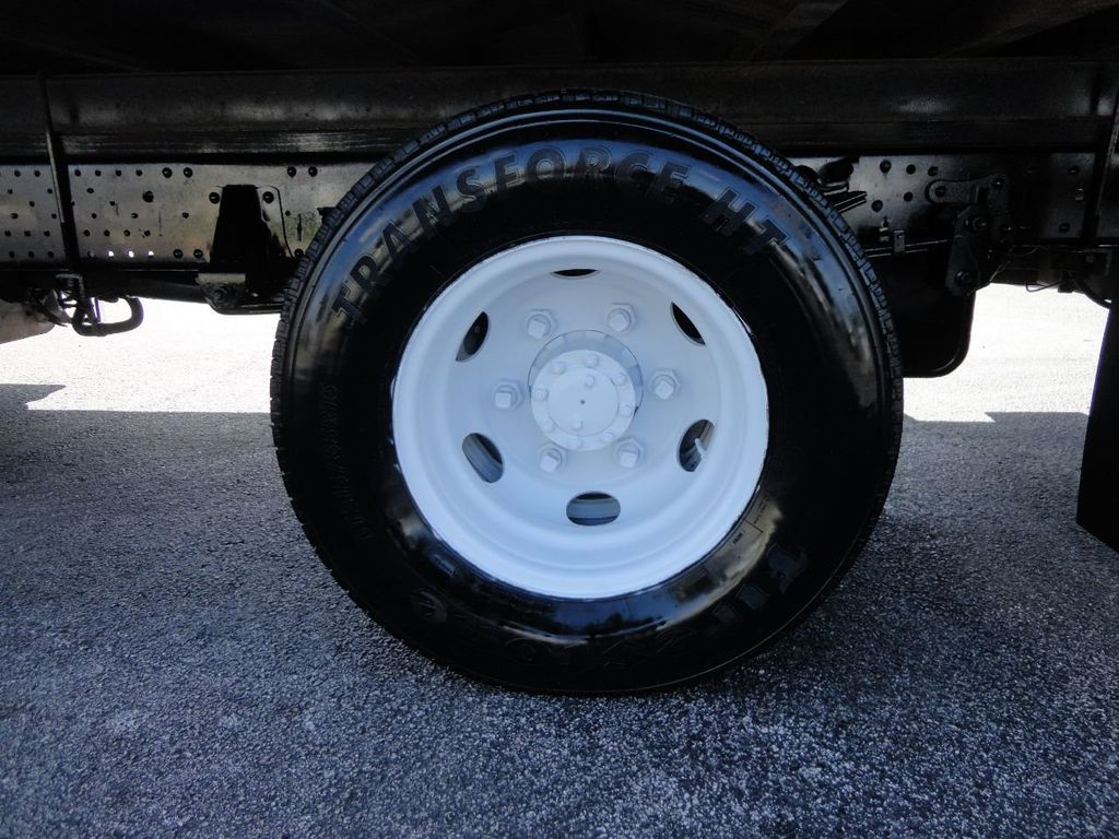 2016 Isuzu NPR HD 16FT DRY BOX TRUCK . TUCK UNDER LIFTGATE CARGO TRUCK - 17788207 - 21