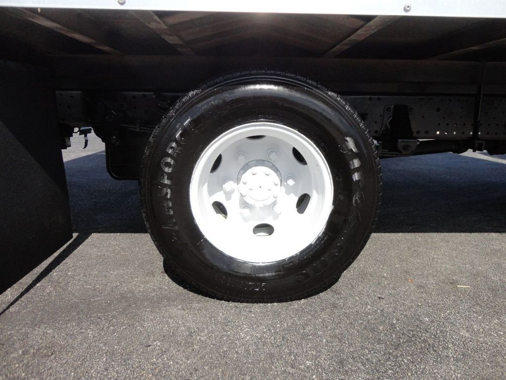 2016 Isuzu NPR HD 16FT DRY BOX TRUCK . TUCK UNDER LIFTGATE CARGO TRUCK - 17788294 - 12