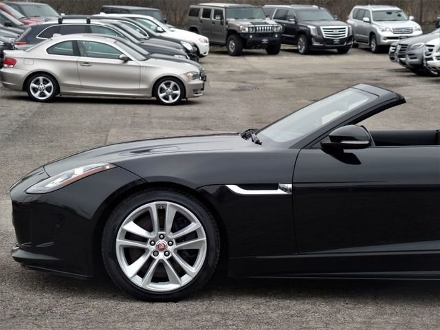2016 Used Jaguar F-TYPE 2dr Convertible Automatic S AWD at