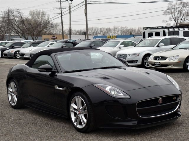 2016 Jaguar F-TYPE 2dr Convertible Automatic S AWD - Click to see full-size photo viewer