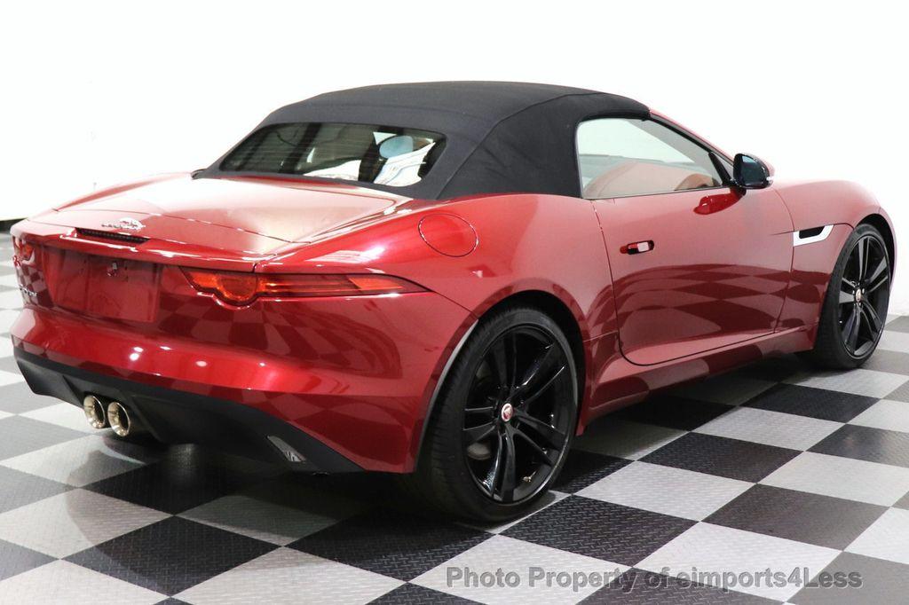 2016 Jaguar F-TYPE CERTIFIED F-TYPE 20s Meridian Audio NAVI - 18499010 - 15