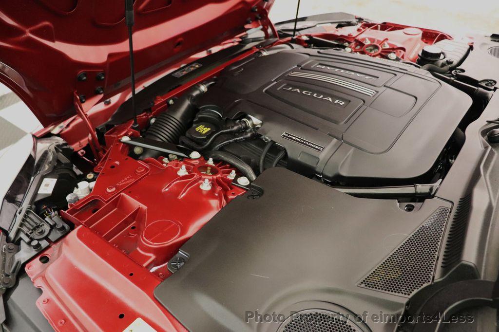 2016 Jaguar F-TYPE CERTIFIED F-TYPE 20s Meridian Audio NAVI - 18499010 - 16