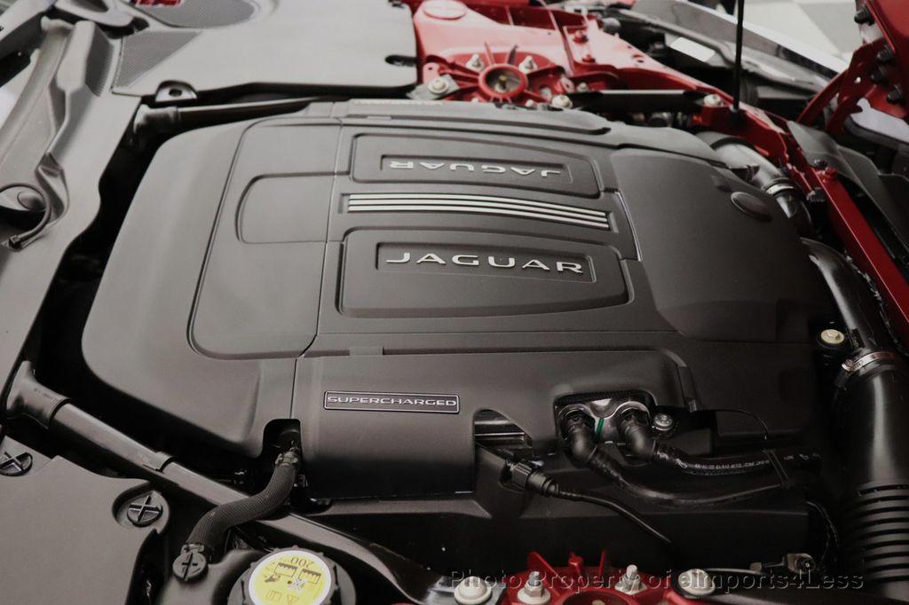 2016 Jaguar F-TYPE CERTIFIED F-TYPE 20s Meridian Audio NAVI - 18499010 - 17