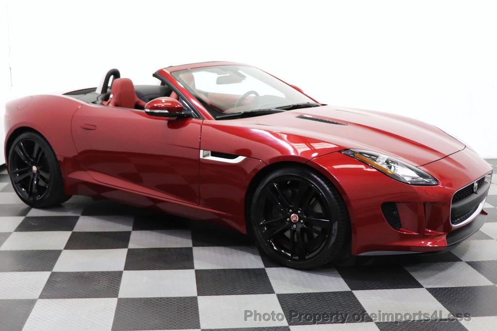 2016 Jaguar F-TYPE CERTIFIED F-TYPE 20s Meridian Audio NAVI - 18499010 - 25