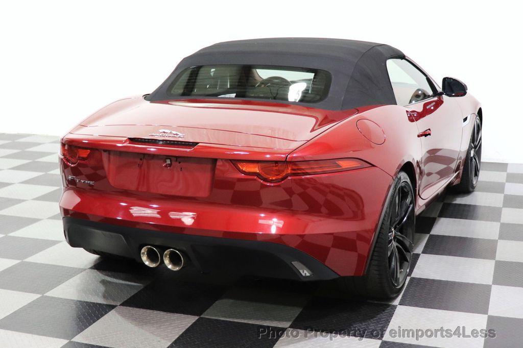 2016 Jaguar F-TYPE CERTIFIED F-TYPE 20s Meridian Audio NAVI - 18499010 - 28