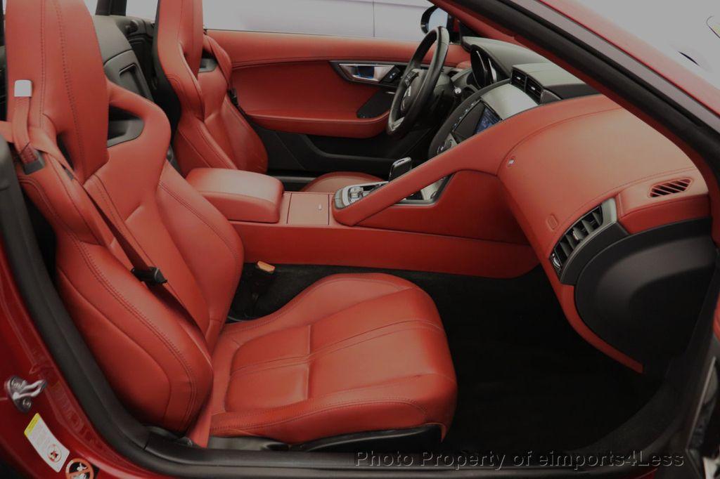 2016 Jaguar F-TYPE CERTIFIED F-TYPE 20s Meridian Audio NAVI - 18499010 - 32