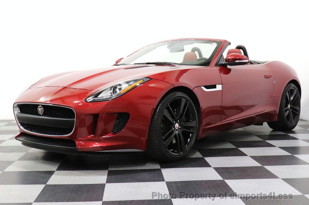 2016 Jaguar F-TYPE CERTIFIED F-TYPE 20s Meridian Audio NAVI - 18499010 - 37