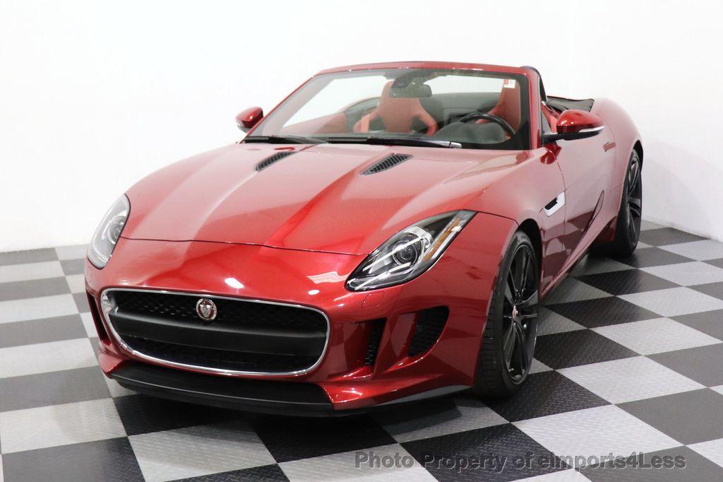 2016 Jaguar F-TYPE CERTIFIED F-TYPE 20s Meridian Audio NAVI - 18499010 - 44