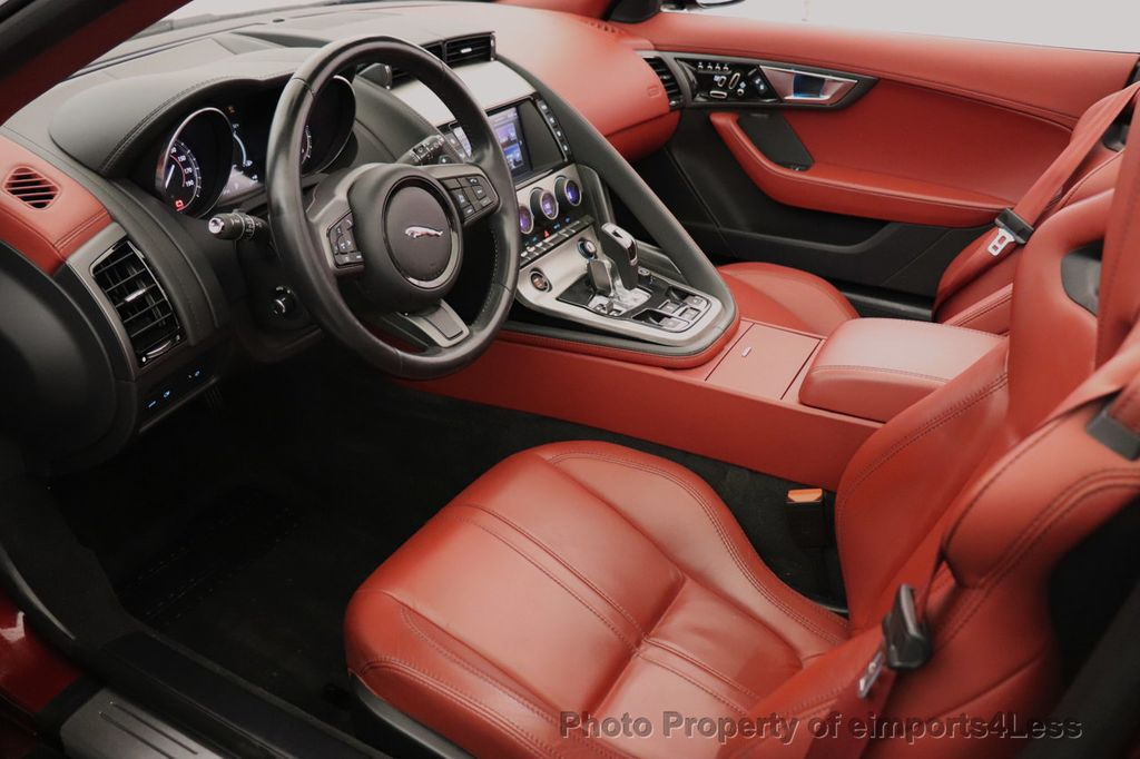 2016 Jaguar F-TYPE CERTIFIED F-TYPE 20s Meridian Audio NAVI - 18499010 - 5