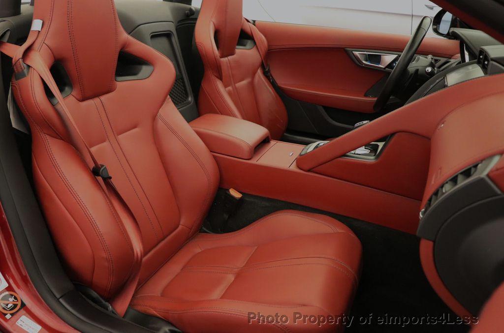 2016 Jaguar F-TYPE CERTIFIED F-TYPE 20s Meridian Audio NAVI - 18499010 - 6